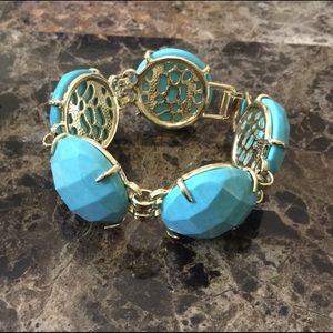 Kendra Scott Cassie round bracelet